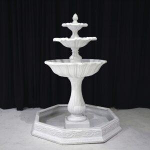 Three Tiered Fountain