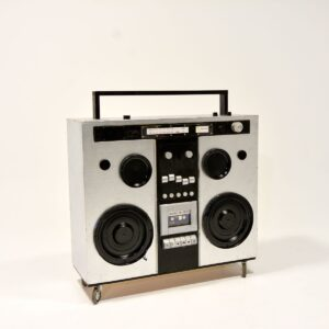 Giant Ghetto Blaster Radio