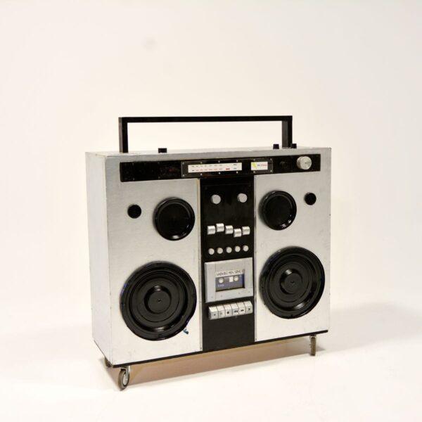 Giant Ghetto Blaster Radio