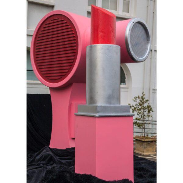 Giant Hairdryer-11512