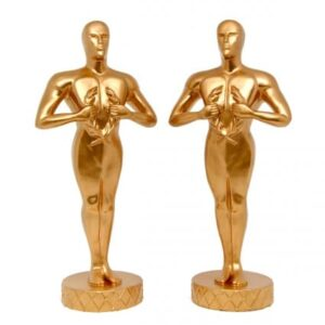 Gold Award Statues - 01 - Sydney Prop Specialists - Prop Hire and Event Theming