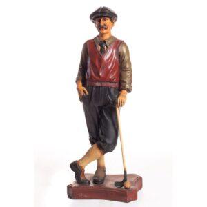 Golfer Statue-0