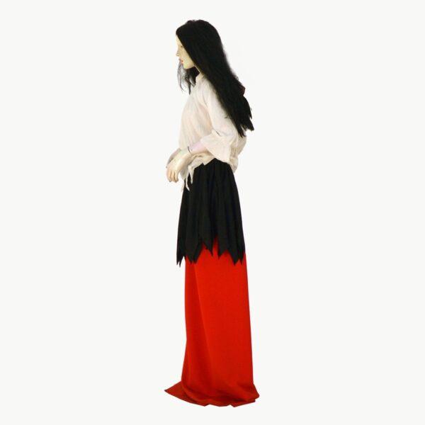 Life Size Horror Vampire Character - Female