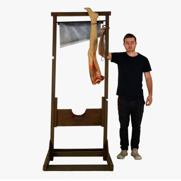 Guillotine - large - 2.5m