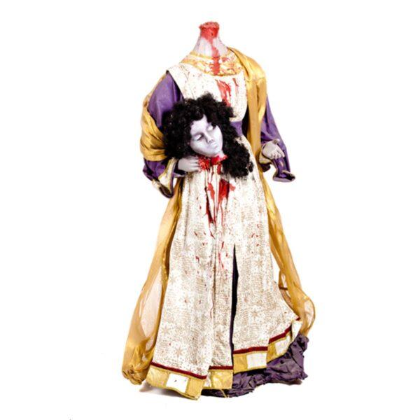 Horror Doll - Texas Chainsaw Massacre Style