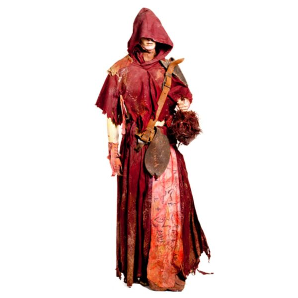 Life Size Horror Witch Character - Female