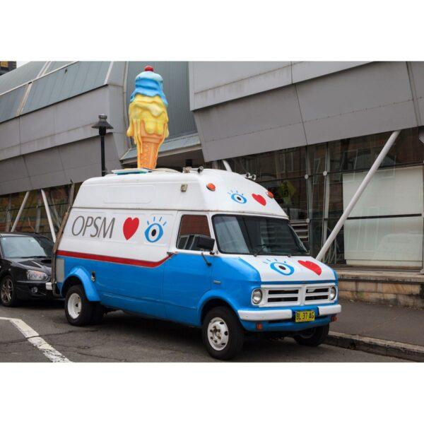 Giant Prop Ice Cream