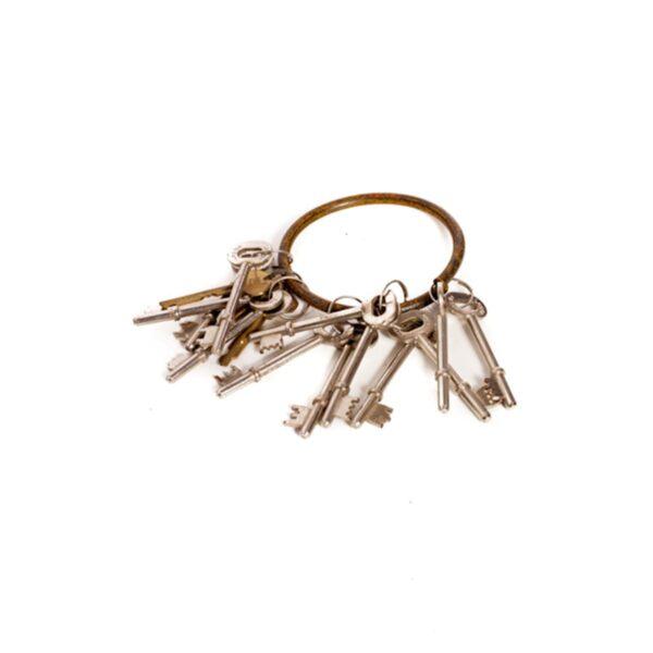 Bunch of Assorted Keys-0