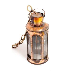 Brass Gas Lantern-0