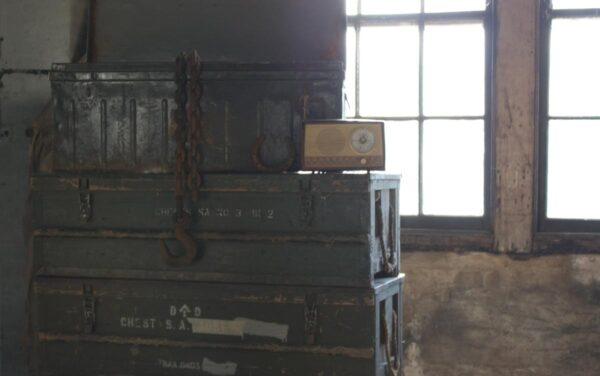 Large Ammunition / Ammo Box-0