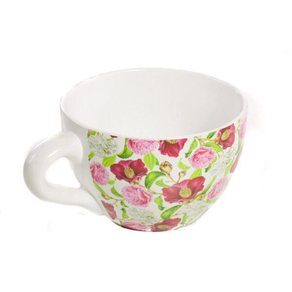 Floral Teacup-0