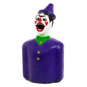 Clown with Open Mouth