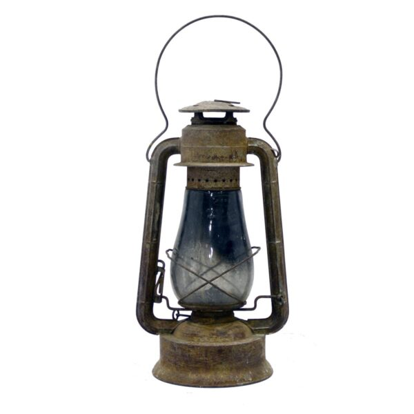 Rustic Hurricane Lantern -18450