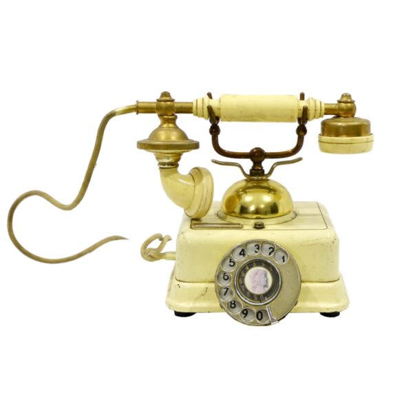Period Telephones and Pay Phones-0