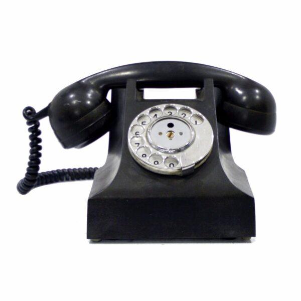 1920's Style Bakelite Telephone-0