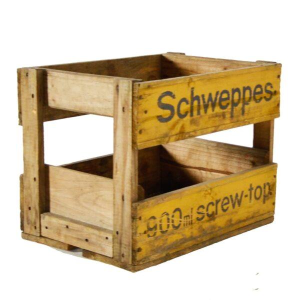 Medium Wooden Crates