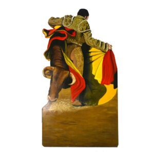 Spanish Matador Cutout