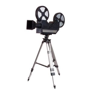 Movie Camera - Sydney Props Specialists - Prop Hire and Event Theming