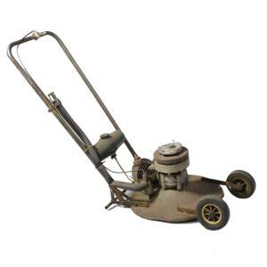 Backyard - 50s Style Vintage Victa Lawn Mower