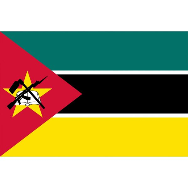 Flag Mozambique