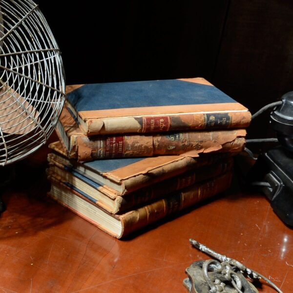 Antique Style Book-0