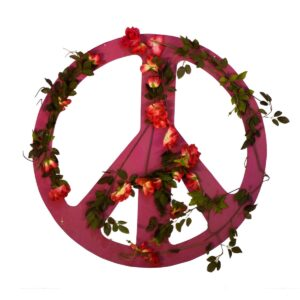 Sign Peace Wheel-0