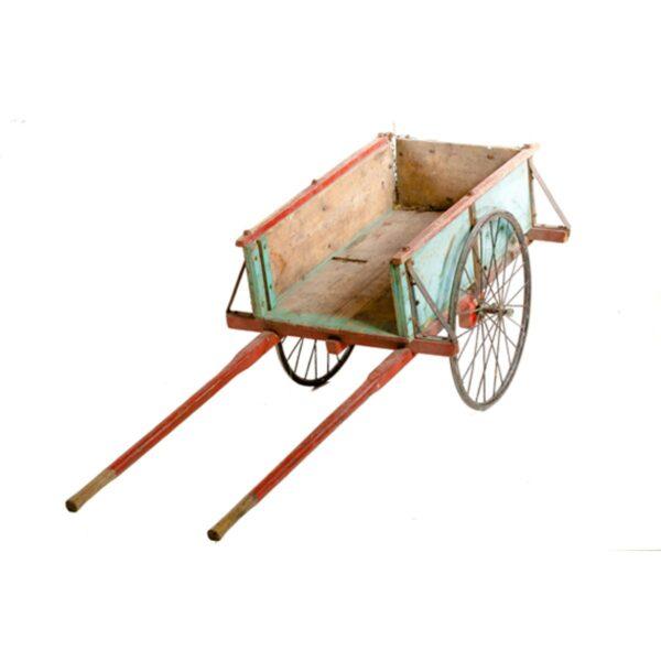 Cart 11 - Rustic Peasant Cart