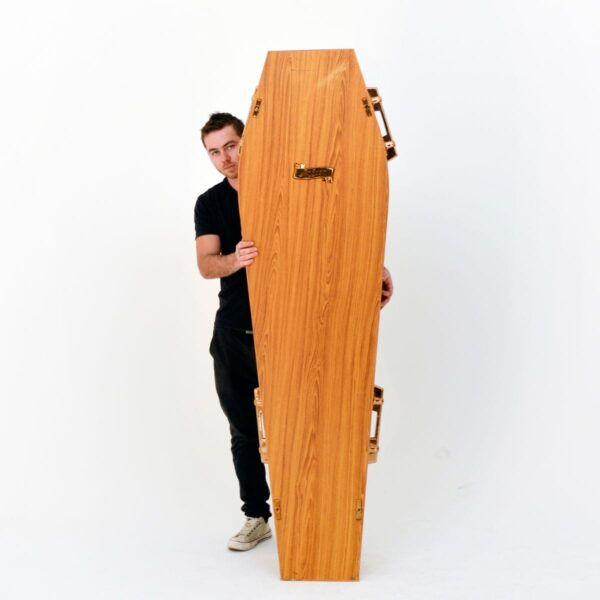 Assorted Coffins - Sydney Prop Specialists - Prop Hire and Event Theming