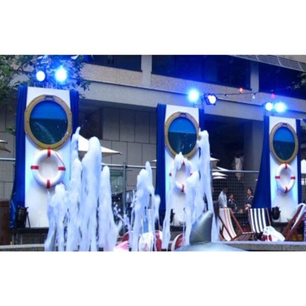 Porthole Flats - Sydney Prop Specialists - Prop Hire and Event Theming