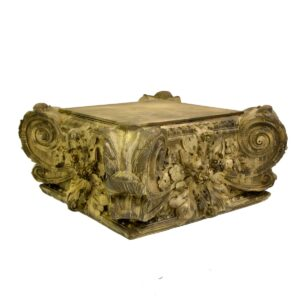 Regency Capital Style Plinth-0