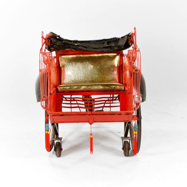 Rickshaw with Shade