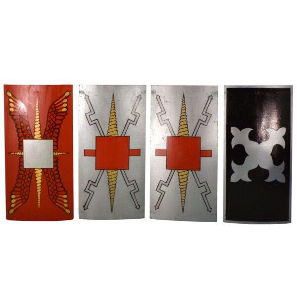 Roman Style Shield-0