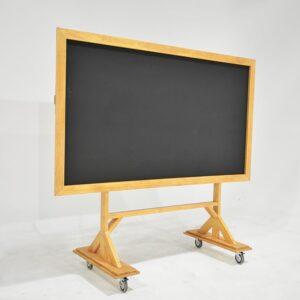Large Blackboard - School Classroom Style