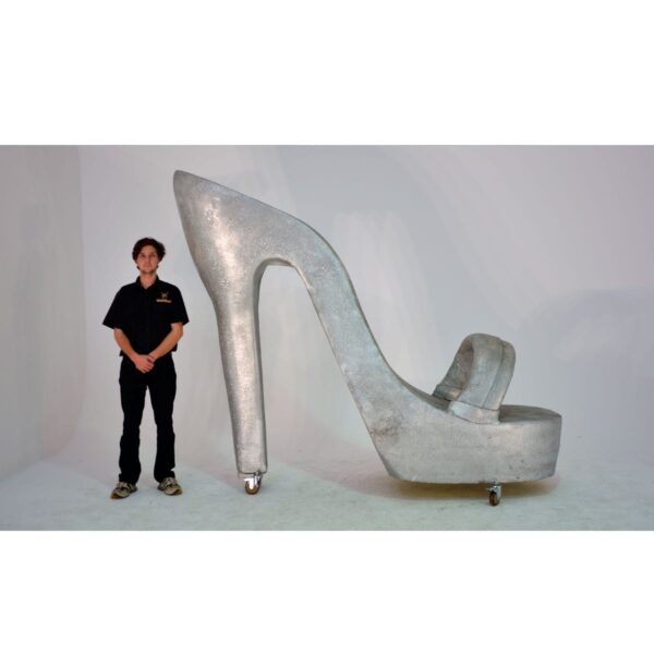 Giant Stiletto Shoe-6084