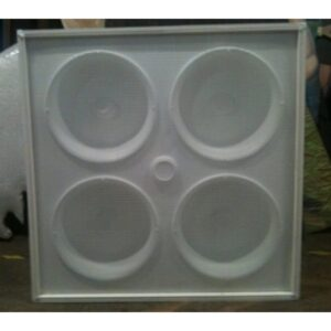 Imitation Quad Box Speaker Fronts