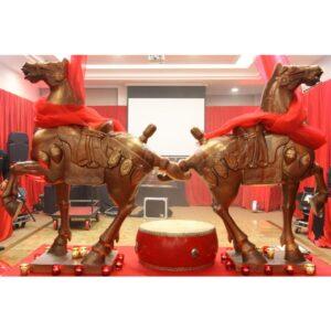 Horse Statue-0