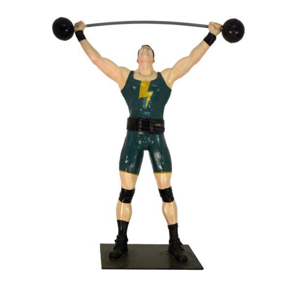 weight lifter strongman