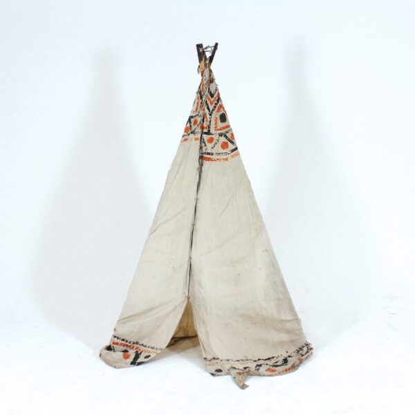 Teepee - Red Indian wigwam style-0
