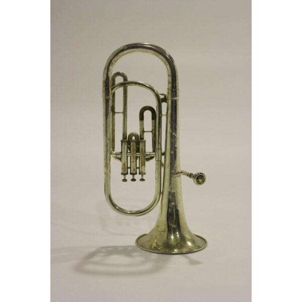 Tenor Horn musical instrument prop - Sydney Prop Specialists - Prop Hire and Event Theming