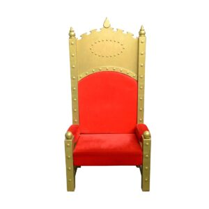 Throne 3 - Giant Santa Throne