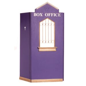Ticket Stand - Box Office