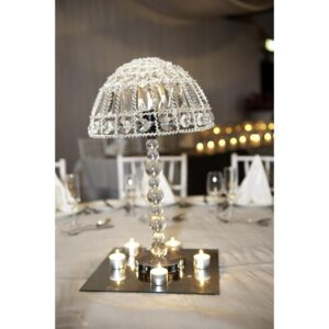 Tiffany Lamp Table Centrepiece-0