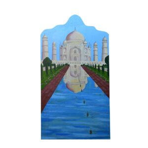 Cutout - Taj Mahal India