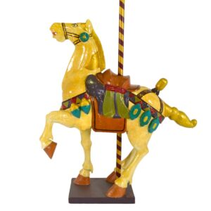 Vintage Circus - Carousel Horse Statue