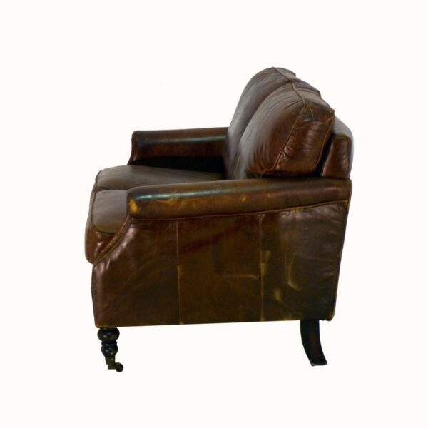 Leather Winchester Armchair-11542