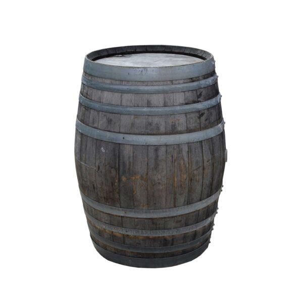 Large Wooden Barrel