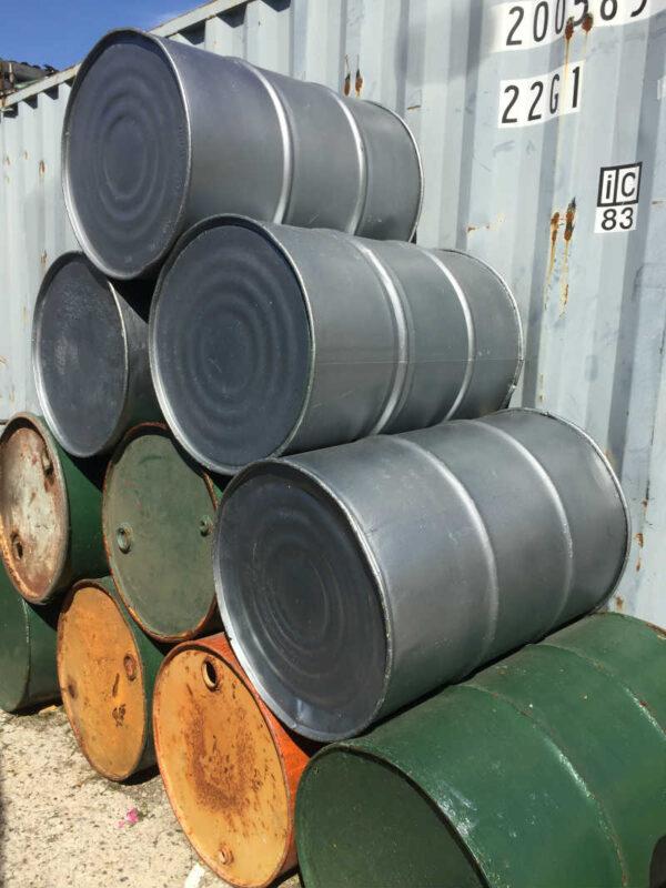 44 Gallon Oil Drum-18345