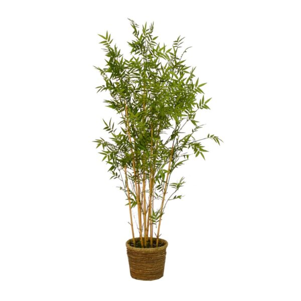 Artificial Potted Bamboo Tree - Plant