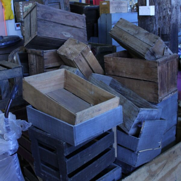Small Wooden Crates-10904