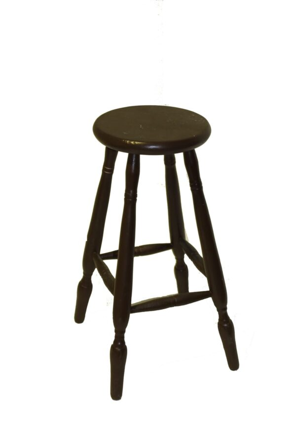 Assorted Wooden Stools-11063